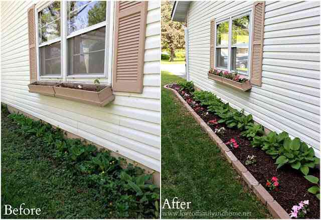 15. Add Edging To Flower Beds  #Crafturday #DIY #HowTo #diyprojects #DIYcrafts #inspiration #crafting #project<br>http://pic.twitter.com/88QIHep9eW