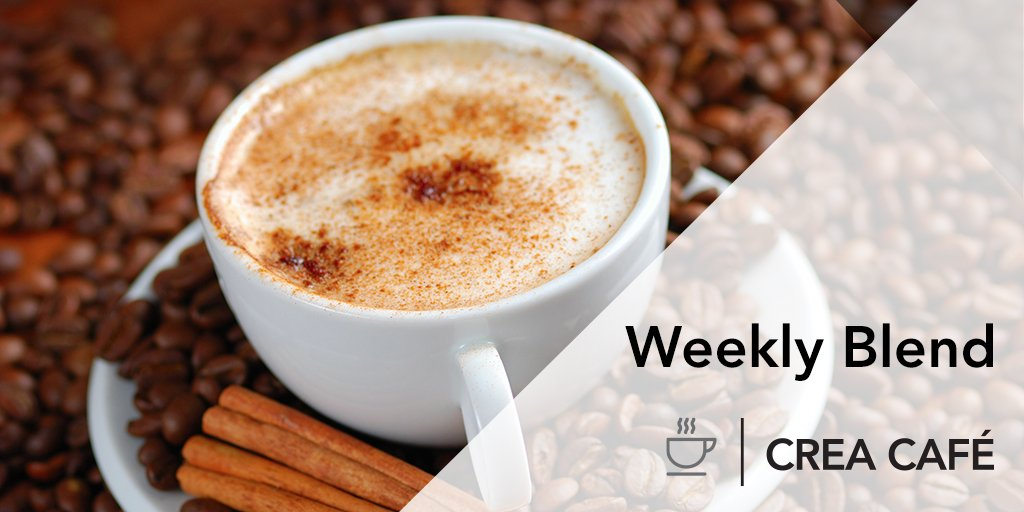 test Twitter Media - Fall 🍂 into #CREACafé's #WeeklyBlend, we promise you won't be disappointed. https://t.co/jCYutnh9zb https://t.co/EP7l8Hvkpm