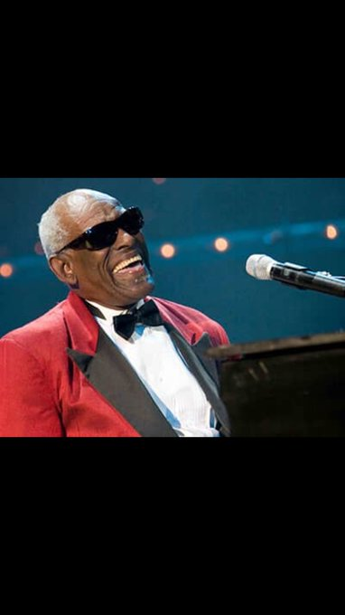 Happy Birthday To The Late Ray Charles 1930-2004