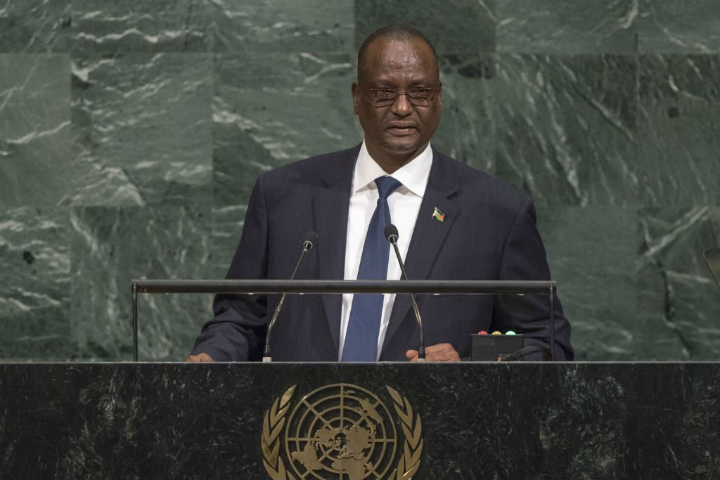 In #UNGA debate, #SouthSudan urges balanced approach to peace, develop...