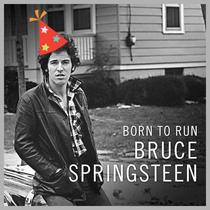 Happy Birthday Bruce! Book recommendation to read: