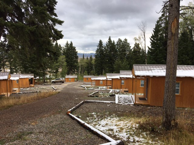 Thanks to John &amp; Melody Taft for creating this spectacular #environmental learning center for the U! @TaftNicholson Center in #Montana.<br>http://pic.twitter.com/8oWhfBCOk4
