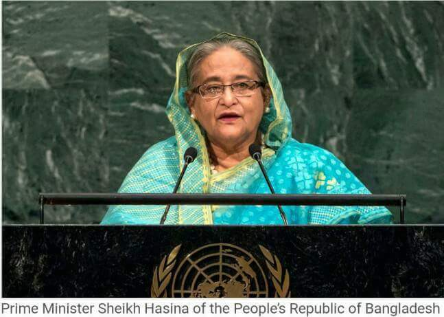 The World Biggest Liar is Bangladesh PM Hasina. Because she know the so-called Rohingya is Bengali people. #UN #HRW #BBC #CNN #Europe Union<br>http://pic.twitter.com/2TpLvo0Mpg