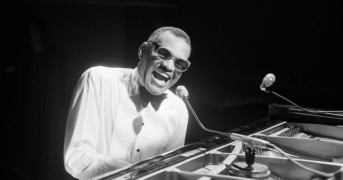 Happy Birthday in Heaven Ray Charles