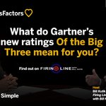 What do Gartner's new HCM Big Three ratings mean for you? Find out from @RonHanscome & @BillKutik: https://t.co/T4G44pM3Yv #HRTechConf