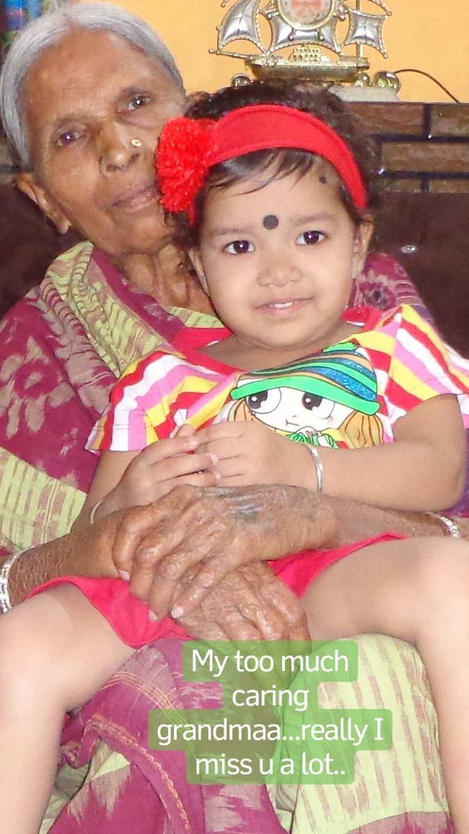 My Too much Caring Grandmother..I really miss u a lot  #Grandmother <br>http://pic.twitter.com/jXwLgg0m44