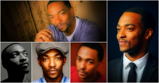 Happy Birthday to Anthony Mackie (born September 23, 1978)