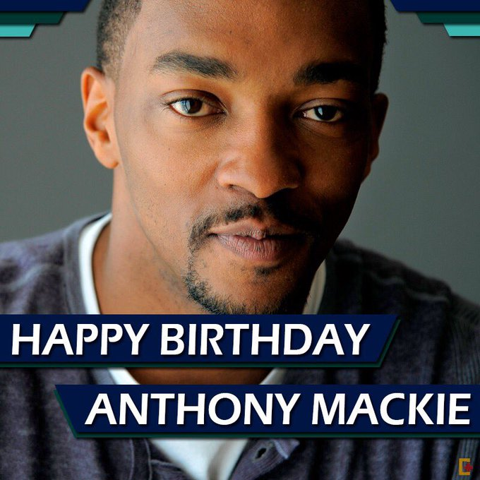 Happy Birthday Anthony Mackie