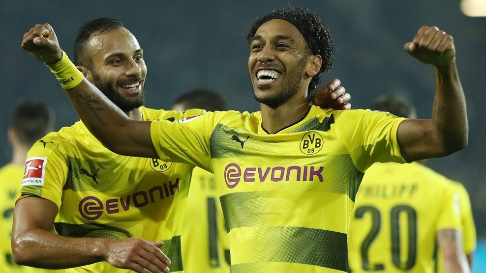 Video: Borussia Dortmund vs Borussia M gladbach