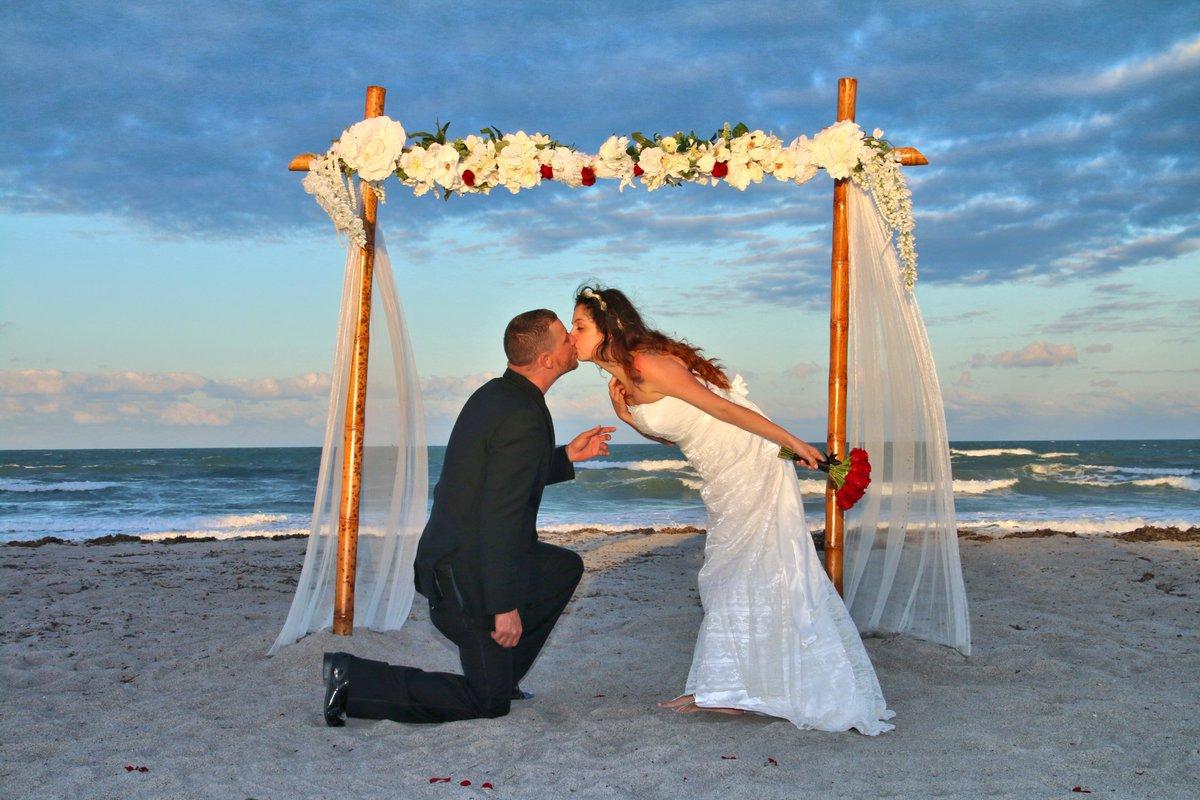 Cocoa Beach Weddings Followed