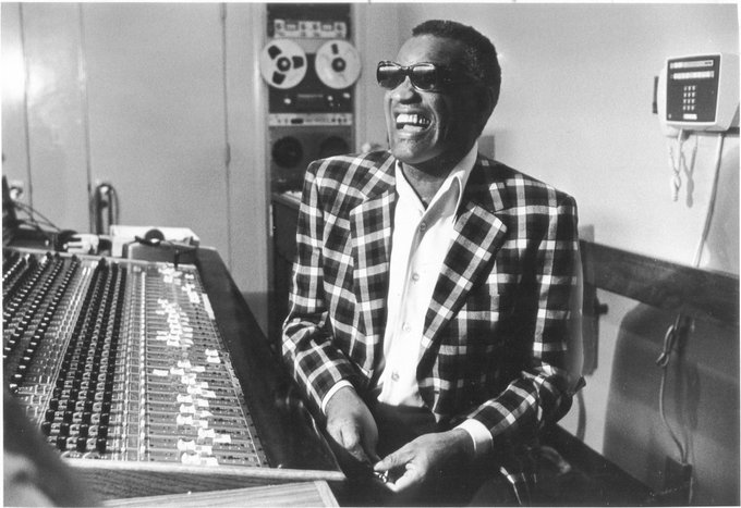 Happy Birthday to Ray Charles, who would have turned 87 today!