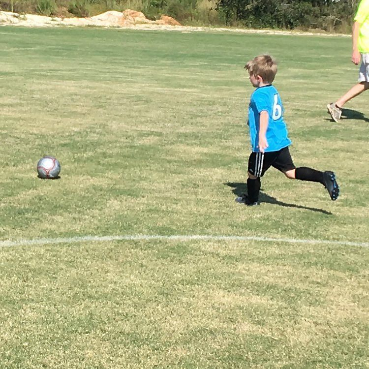 My boy scored his first goal in his first game of the season!  Eli is having fun and we are so proud of him! #socc…  http:// ift.tt/2hq7Chx  &nbsp;  <br>http://pic.twitter.com/McPsvQt7Gd