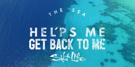The #Sea Helps Me Get Back To Me  #LiveSalty<br>http://pic.twitter.com/vh49OrbRFK