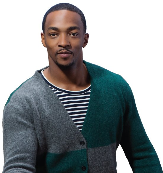 Happy Bday, Anthony Mackie!