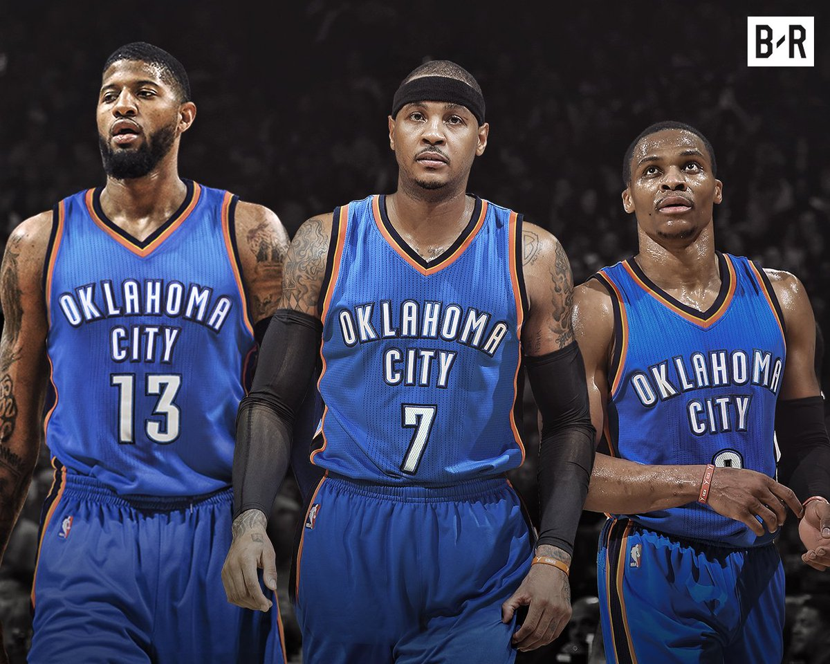 The new Big 3 in OKC.