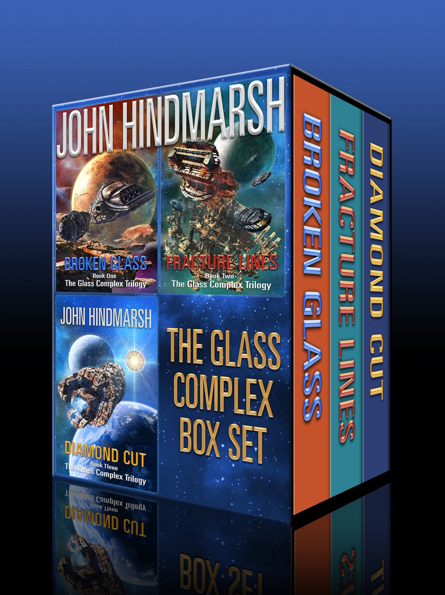 Hi Fans – if you&#39;ve read any of The Glass Complex please post your review!  http:// amzn.to/2tXjcon  &nbsp;   #nook #adventure <br>http://pic.twitter.com/hxDTwH0Ycv