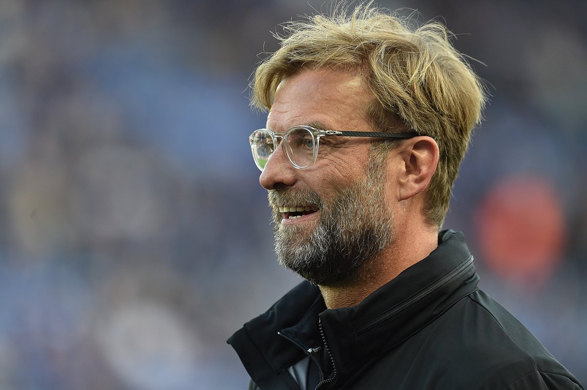 Klopp: 'We have a fantastic atmosphere at Melwood. We all want to be s...