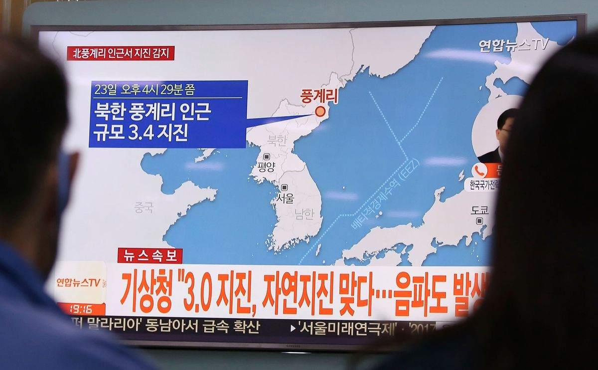 U.S. Air Force bombers fly close to North Korea as tensions simmer between the two nations  https://t.co/6BstpOkUOA