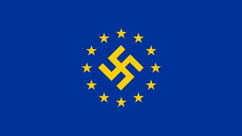 British people, there is no point voting as the Elite will ignore you.  Instead submit, work, pay taxes, die, or else. Bend the knee to #EU <br>http://pic.twitter.com/e1spH7OYX9
