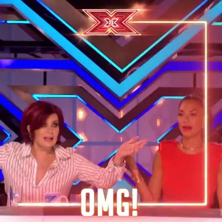 Don't worry boys, those three yeses will still go down well at the bingo! ✏️🗷 #XFactor https://t.co/zSjH71MNd3