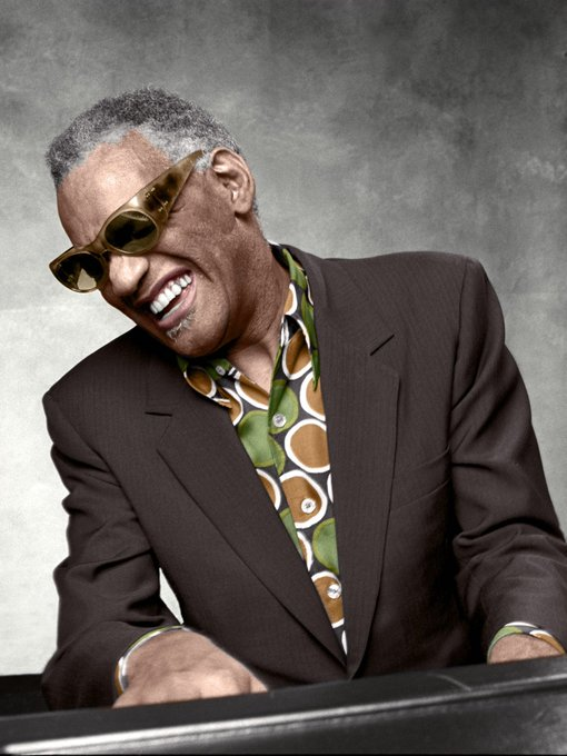 Happy Birthday Ray Charles!!! RIP!