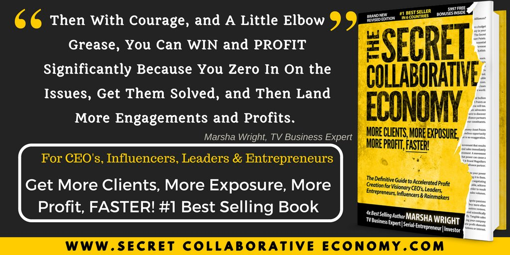 Zero in on your issues to land more profits! Here&#39;s how → https://www. secretcollaborativeeconomy.com / &nbsp;   #business #success #advice #entrepreneur<br>http://pic.twitter.com/lS948djszM