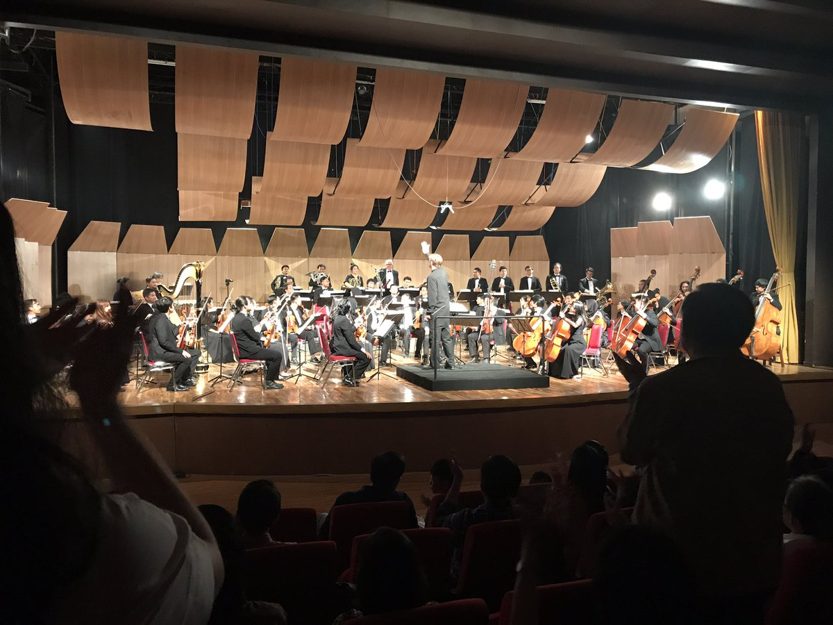 Congratulations to @BandungPhil on last night&#39;s season two finale #concert in Indonesia. Sold-out concert, world premiere, civic pride. #wow <br>http://pic.twitter.com/75eo0YHT1P