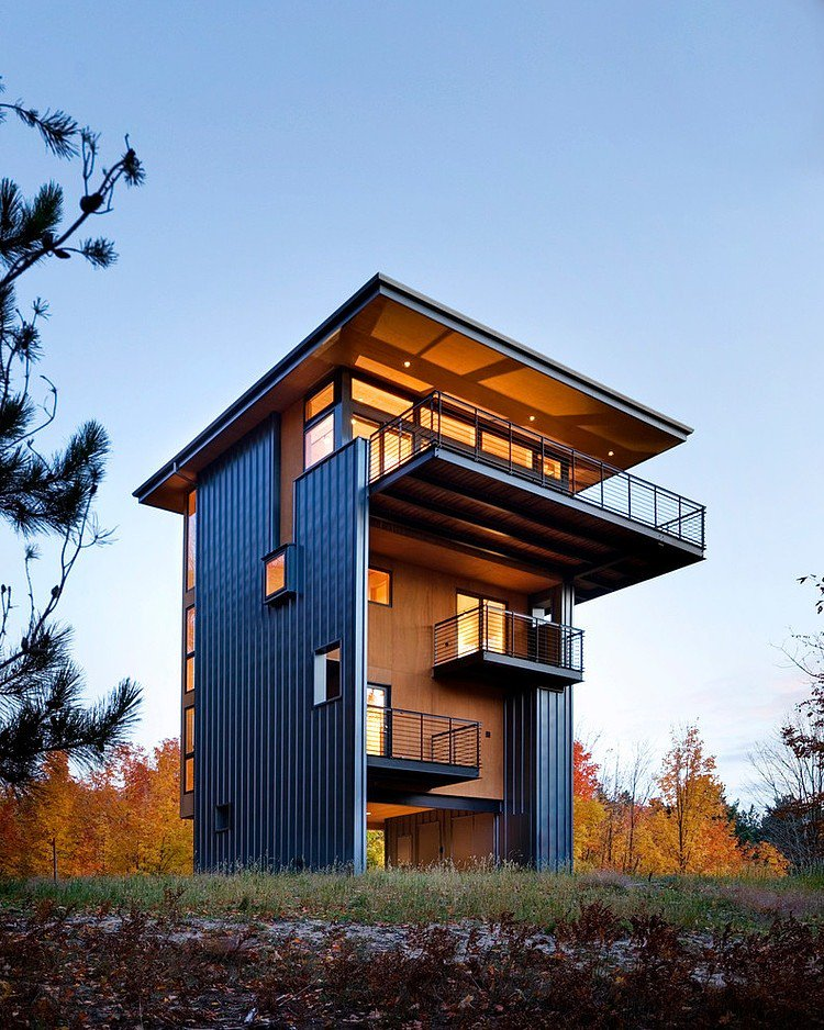 Glen Lake Tower by Balance Associates Architects |  http://www. homeadore.com/2013/04/02/gle n-lake-tower-balance-associates-architects/ &nbsp; …  Please RT #architecture #interiordesign <br>http://pic.twitter.com/gOALThJ6Sv