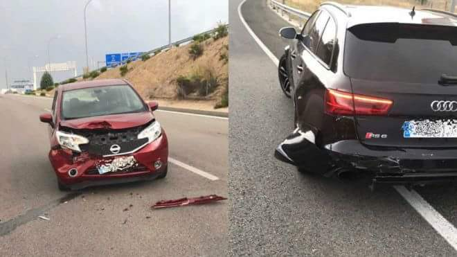 ბენზემა კვლავ ავარიაში მოყვა