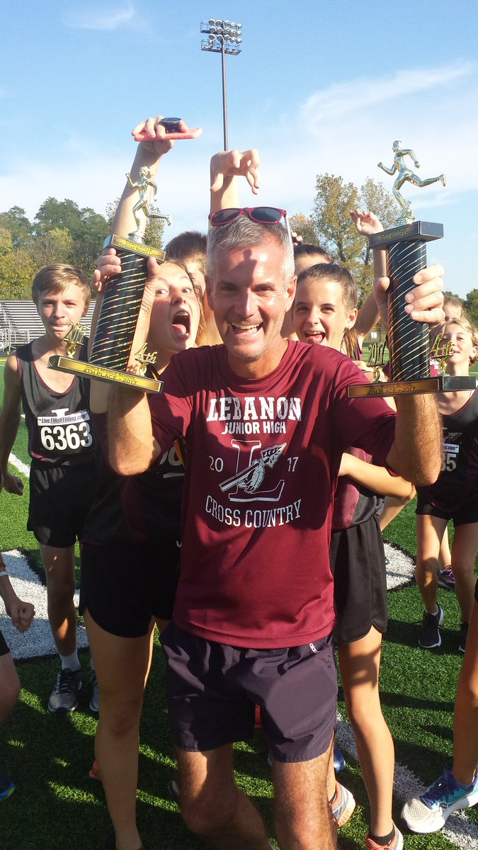LJHSXC:  coming home from the SNL w 2 trophies!!   #hardworkpaysoff <br>http://pic.twitter.com/vUH79mB33t