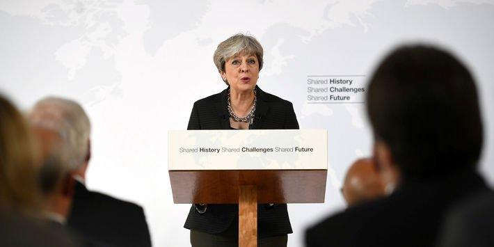 EXCLUSIF. Theresa May à la France : 'Le Royaume-Uni veut rester votre ami' https://t.co/DTj28ujEYs