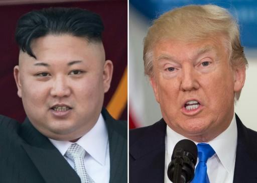 L'escalade verbale entre Donald Trump et Kim Jong-Un a atteint vendredi un nouveau pic, le président américain ... https://t.co/iCyRFhITbq