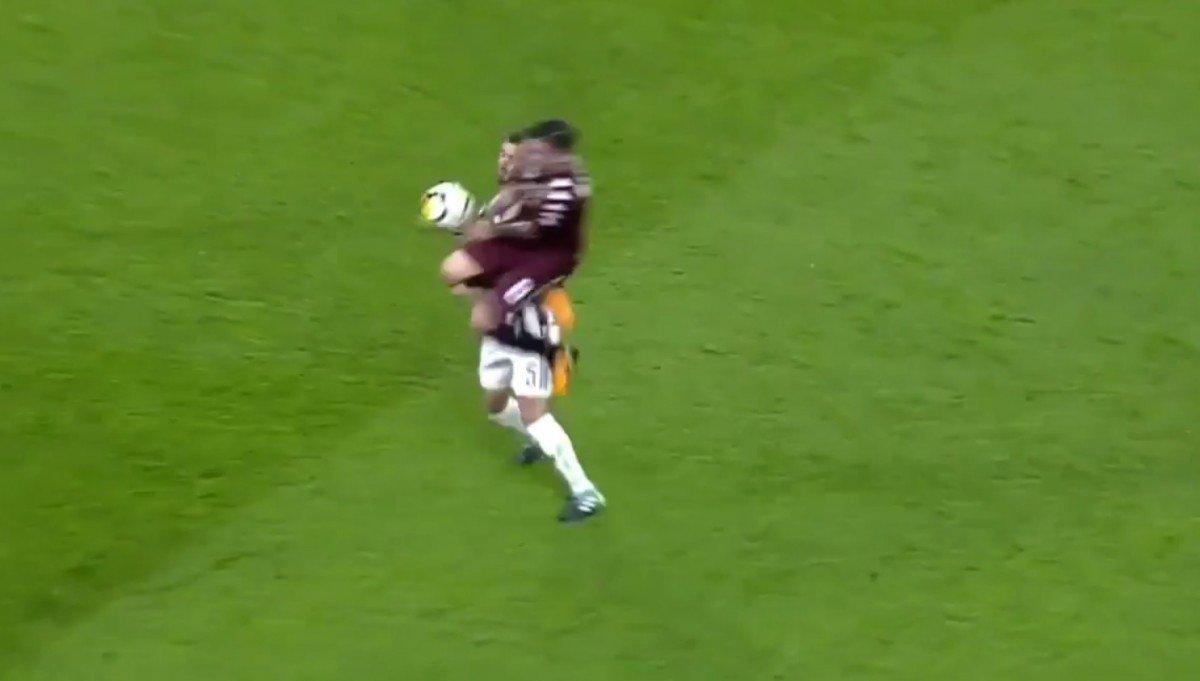 """Baselli si scusa per l'espulsione: """"Troppa voglia di derby"""". Ma con il """"ma""""... - https://t.co/7IpAxN0dW2 #blogsicilianotizie #todaysport"""