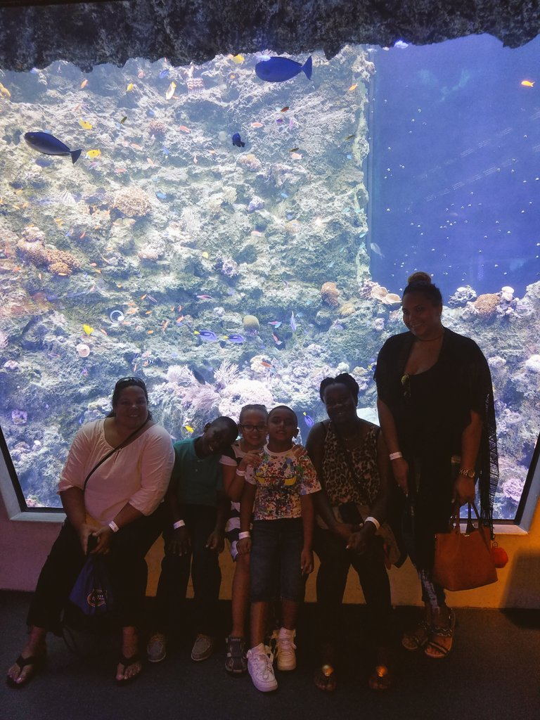 Weekend fun with some of the #NHELPKids  #FrostMuseumOfScience #GFFNHELP #FIU #HWCOMOutreach @ThalouZMommy @FIUMedicine<br>http://pic.twitter.com/tKWtk2tcVx &ndash; at Patricia and Phillip Frost Museum of Science