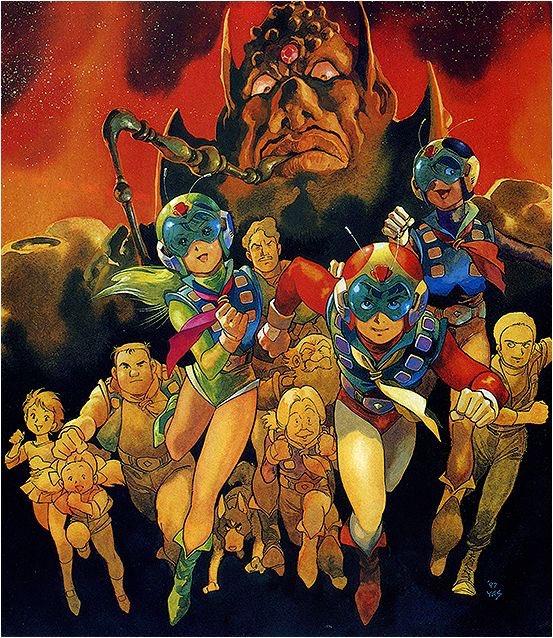 本日、放送枠消滅に伴いメーテレ(名古屋テレビ)制作のアニメ枠が終了しました。 1977年の無敵超人ザンボット3から2017年のヘボット!までの40年間、放送時間帯を変えながら機動戦士ガンダムや勇者シリーズなど、個性的なアニメが数多く輩出された枠でした。