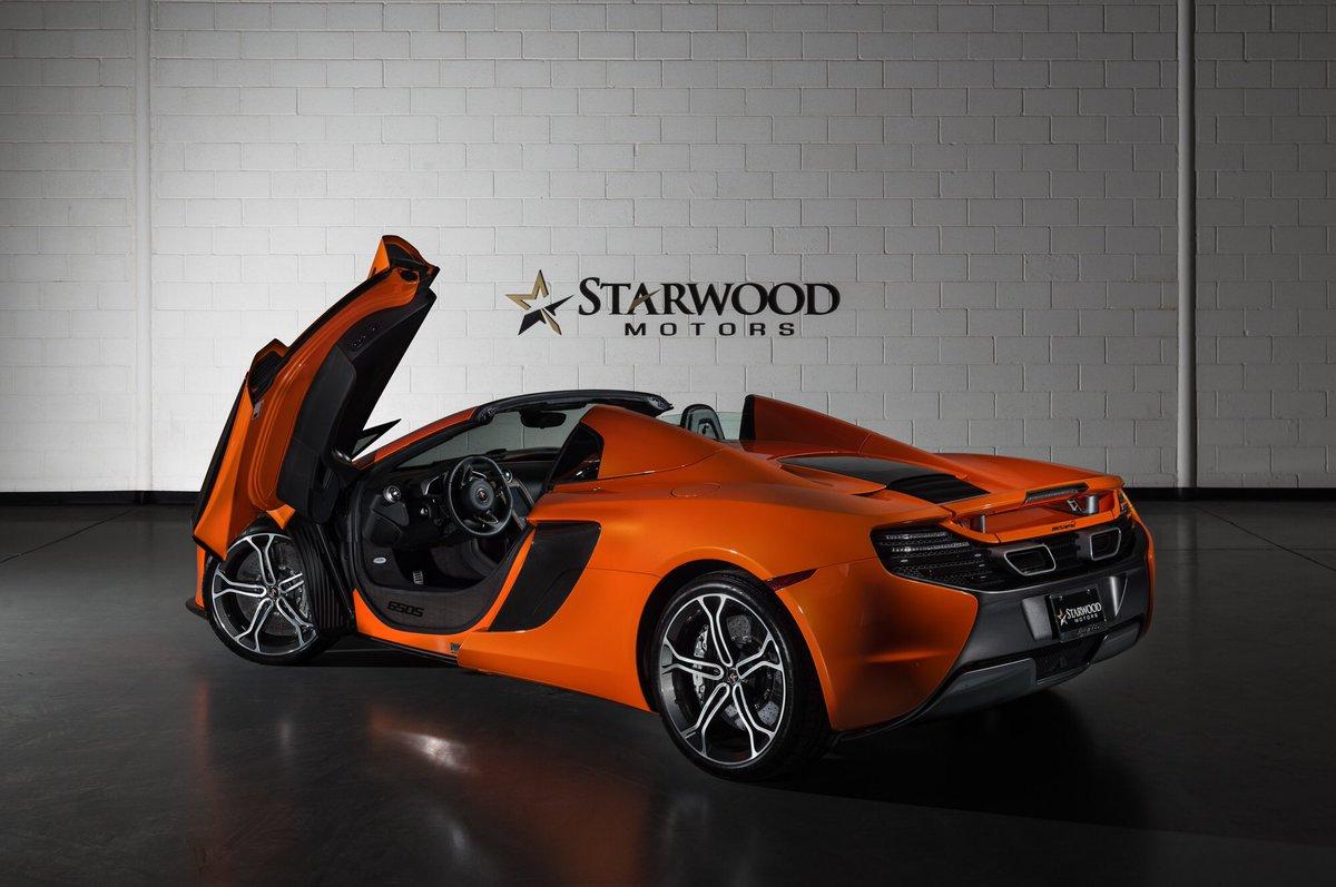 Tarocco Orange is my favorite flavor of #vitaminC! @StarwoodMotors @McLarenF1  #starwoodmotors #mclaren #650s #taroccoorange #luxury #power<br>http://pic.twitter.com/bSnZ4QBRJ7