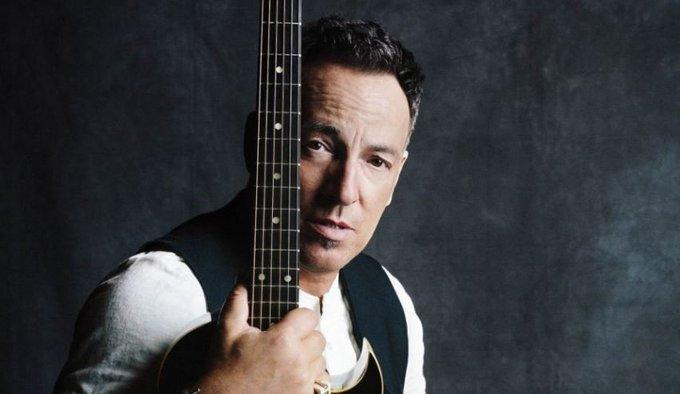 Happy birthday, Bruce Springsteen