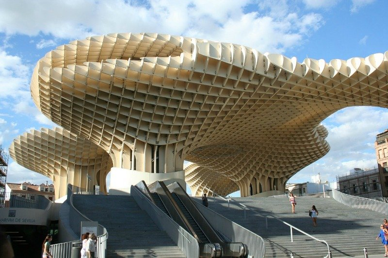 In case you missed it, check out &quot;Setas Sevilla – The Seville Mushrooms&quot;  https:// goo.gl/hYGd4R  &nbsp;   #sevilla #Andalusia #architecture<br>http://pic.twitter.com/QbD6IgvYar