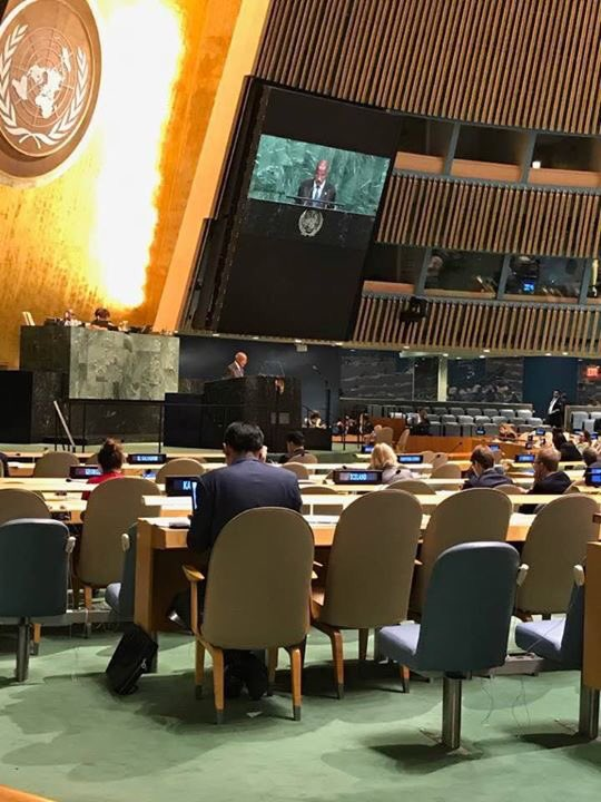 The #UN #USA #EU &amp; #AUC must enforce the implementation of the #Eritrea &amp; #Ethiopia FINAL &amp; BINDING border ruling. #InternationalDayofPeace<br>http://pic.twitter.com/BFgwFxuqki