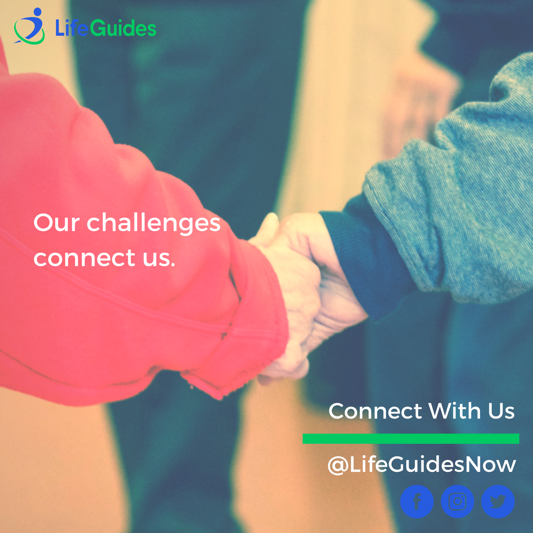 Sometimes challenges can bring about the best human connections. #LifeGuides #LifeChallenges #neveralone <br>http://pic.twitter.com/oMBNlcZG9d