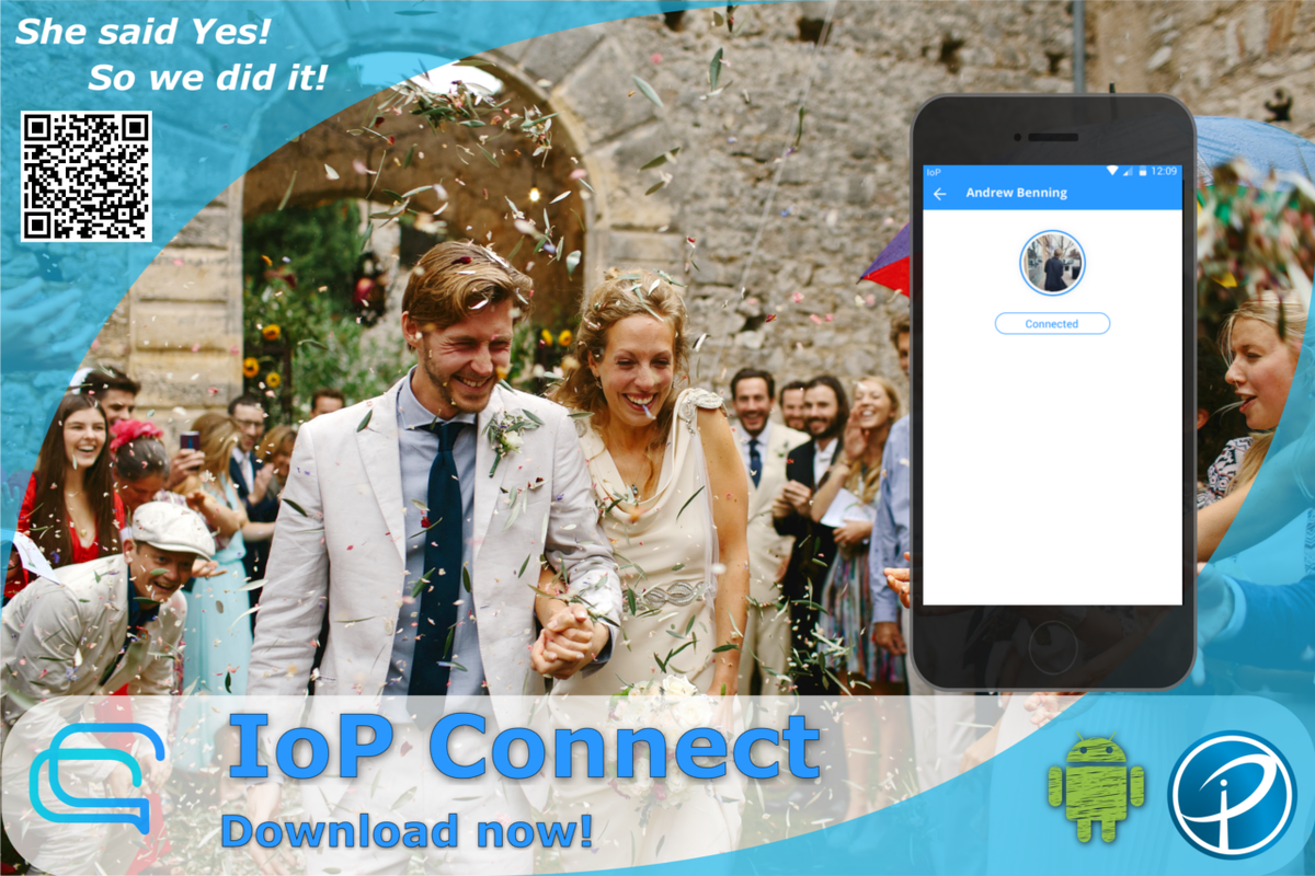 Download the #IoP Connect #App #beta for #Android! Stay connected! #P2P #internetofpeople  https:// play.google.com/store/apps/det ails?id=org.furszy.contacts &nbsp; …  <br>http://pic.twitter.com/e1aMIVNfFy