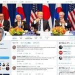 トランプ大統領のツイッターの写真 安倍首相のバースデーを祝ったものに sankei.com/worl…