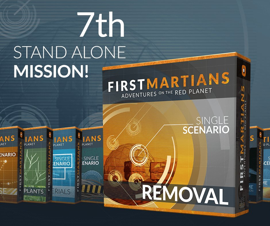 https:// rebrand.ly/First-Martians -Early-Launch-Event &nbsp; …   Let&#39;s play the 7th mission for First Martians! Prepared specially for early lunch event!  #Removal #FMEarlyLaunch<br>http://pic.twitter.com/gaq1r9XlXd