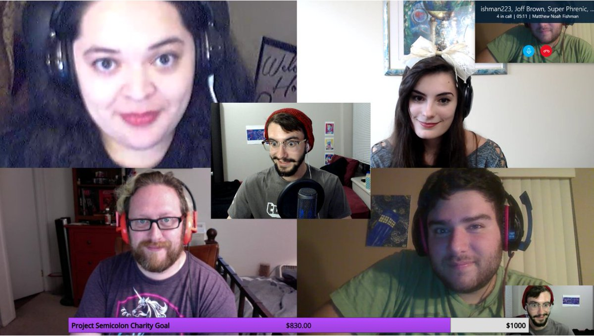 We&#39;re getting ready to move onto our talk show segment. Come by as we discuss #MentalHealth, Suicide &amp; TwitchLife!  https:// twitch.tv/CastTogether  &nbsp;  <br>http://pic.twitter.com/rcaCo6h1LF