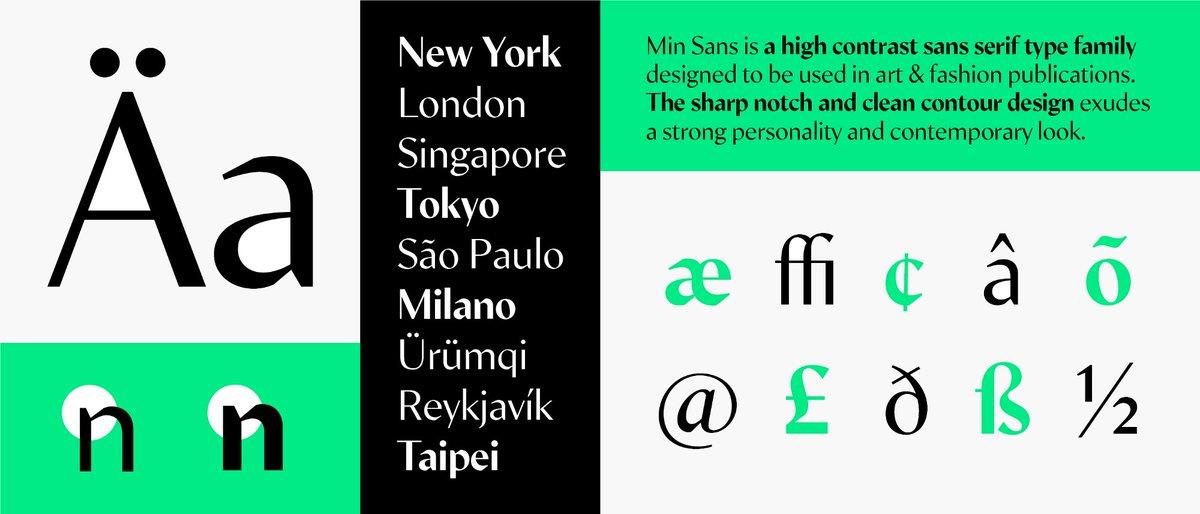 跨文化品牌设计:怎么搭配西文字体和汉字?采访来自台湾的设计师廖恬敏 // Branding across cultures : How to Pair Latin and Kanji type https://t.co/WinoIb0sZl https://t.co/S9T1hWcGNL 1