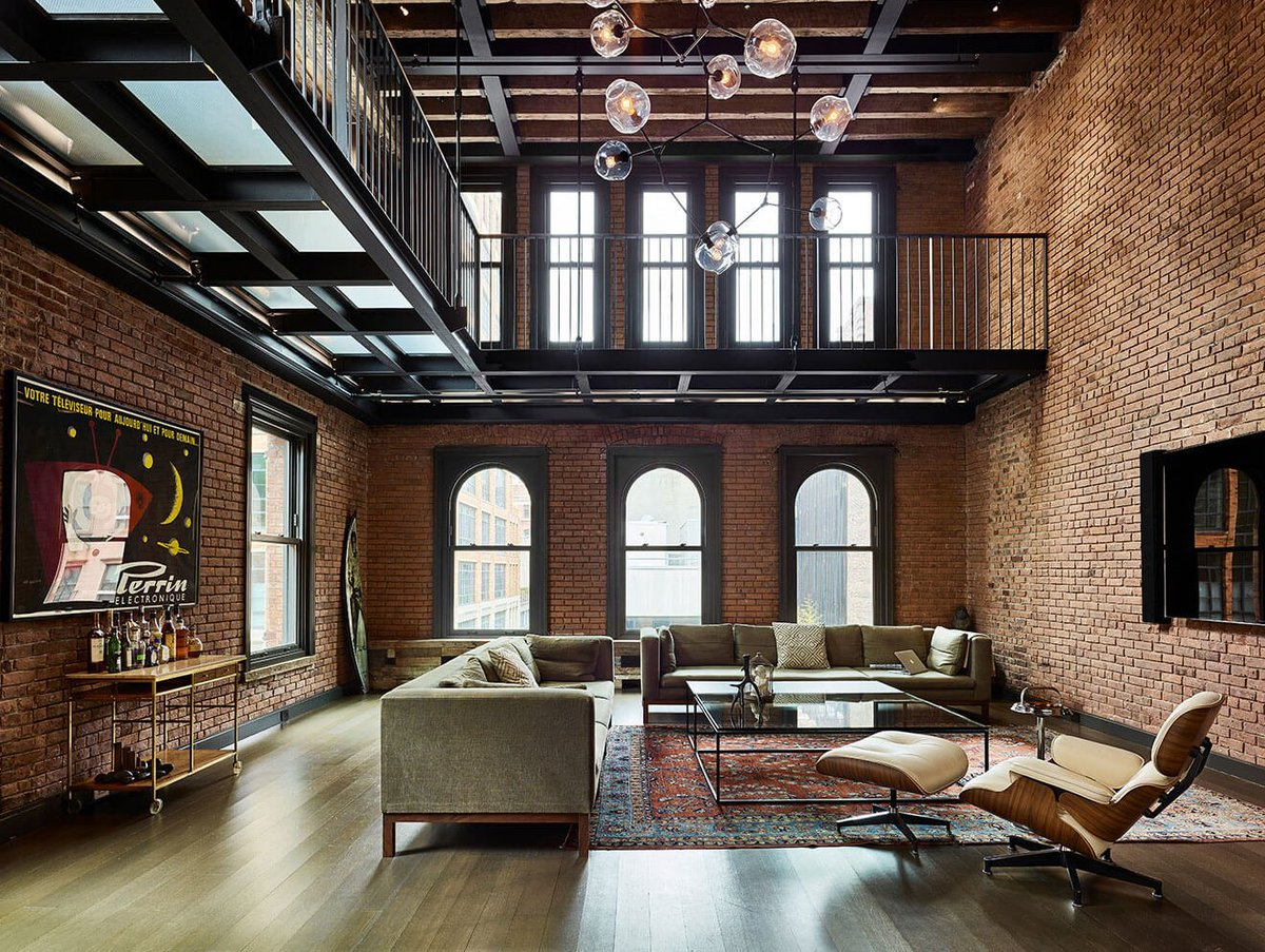Tribeca Penthouse by ODA New York |  http://www. homeadore.com/2017/03/15/tri beca-penthouse-oda-york/ &nbsp; …  Please RT #architecture #interiordesign <br>http://pic.twitter.com/poFBSFnGpH
