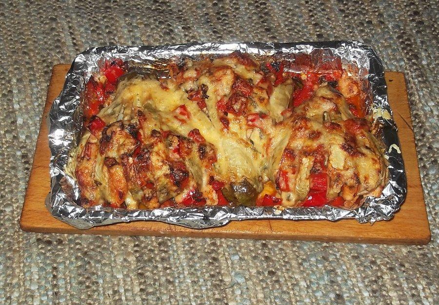 Рецепты с курицей на сковороде