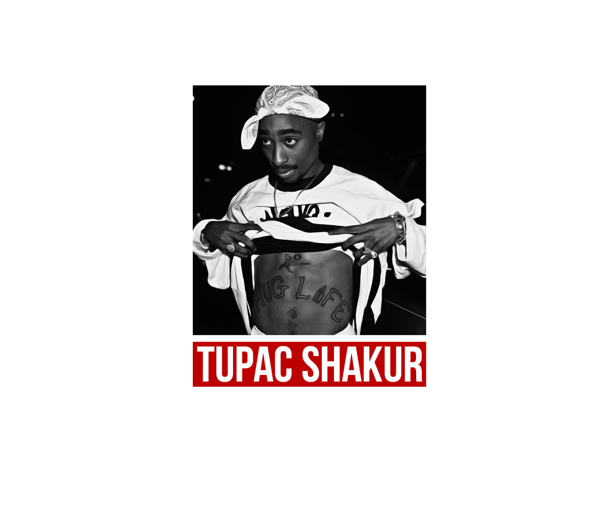 #TupacShakur Latest News Trends Updates Images - NYRomaNSL
