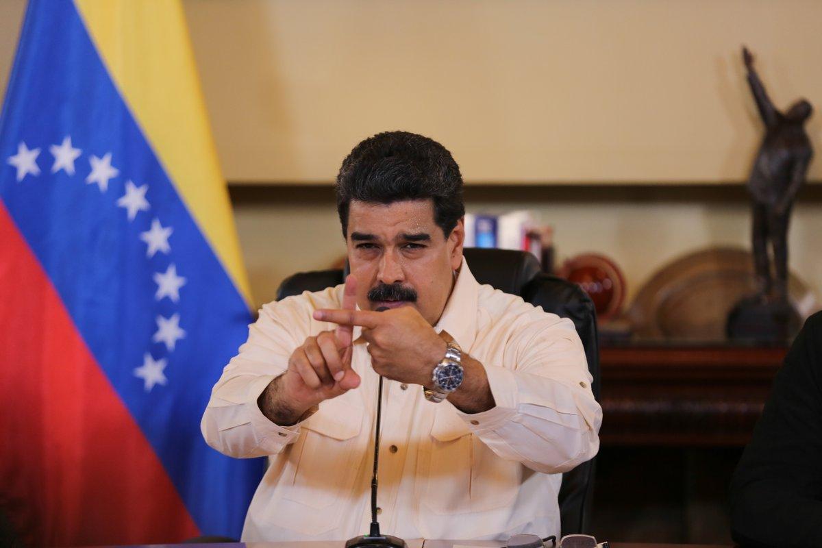 """#venezuela #noticia  La """"ficción"""" rojita..."""