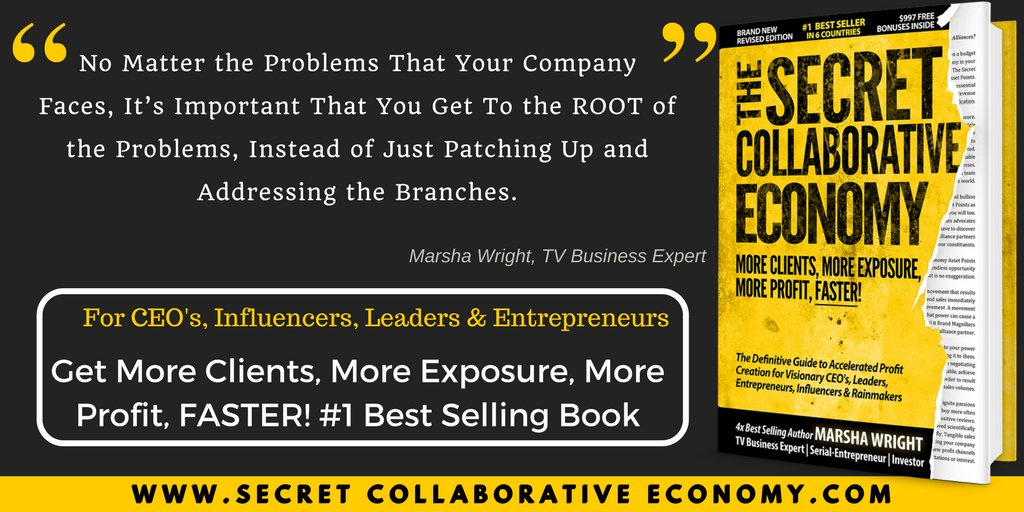 Source where your #business problems come from, start from the beginning and start fixing! → https://www. secretcollaborativeeconomy.com / &nbsp;   #success #advice #wealth<br>http://pic.twitter.com/c3Lxv2KXQV